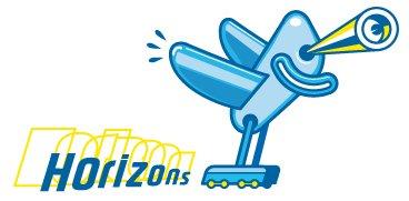 Logo La Poste Horizons